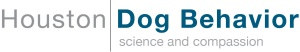 Houston Dog Behavior and Training | The Woodlands Logo